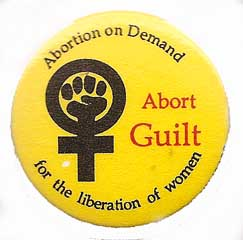 Button: Abort Guilt