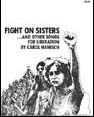 scan of Fight on Sisters Songbook cover